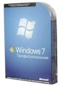 Microsoft Windows Professional 7 Russian Russia Only DVD