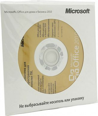 Microsoft Office Home and Business 2010 32-bit/x64 OEM (T5D-00044)