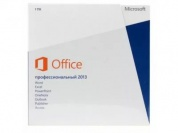 Microsoft Office Professional 2013 32-bit/x64 Russian Russia Only EM DVD No Skype