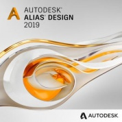 Alias Design 2019 Commercial New Single-user ELD 2-Year Subscription