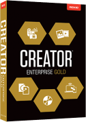 Creator Gold 9 Enterprise License ML (5-50)