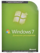 Microsoft Windows Home Premium 7 Russian Russia Only DVD