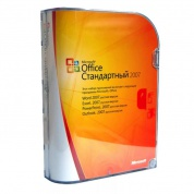 Microsoft Office Standard 2007 Russian CD BOX (021-07764)