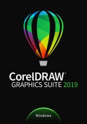 CorelDRAW Graphics Suite 2019 Single User Business Upgrade License
