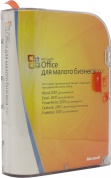 Microsoft Office Small Busines 2007 Russian CD BOX