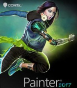 Painter 2017 Upgrade License (Single User)
