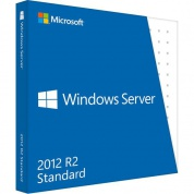 Microsoft Windows Server Standard 2012 R2 64Bit Russian Russia Only DVD 10 Clt