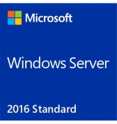 Microsoft Windows Server Standard 2016 64Bit English DVD 5 Clt