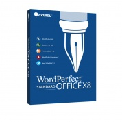 WordPerfect Office X8 Std Single User Upg Lic ML