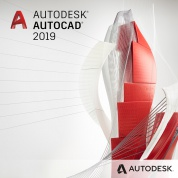 AutoCAD LT 2019 Commercial New Single-user ELD 2-Year Subscription