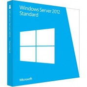 Microsoft Windows Server Standard 2012 64Bit Russian Russia Only DVD 10 Clt