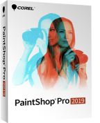 PaintShop Pro 2019 Corporate Edition License Single User