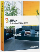 Microsoft Office 2003 Professional Edition Russian CD BOX