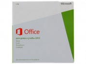 Microsoft Office Home and Student 2013 32/64 Russian Russia Only EM DVD No Skype