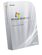 Microsoft Windows Server 2008 Enterprise R2 64bit Russian DVD 25 CAL