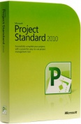 Microsoft Project Standard 2010 BOX