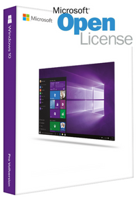 Microsoft Windows 10 Professional SNGL OLP NL Legalization GetGenuine wCOA