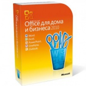 Microsoft Office Home and Business 2010 32-bit/x64 Russian DVD T5d-00415