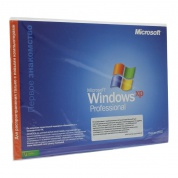 Microsoft Windows XP Professional SP2/SP3 Russian 1pk DSP OEI CD