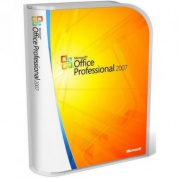 Microsoft Office Professional 2007 Russian CD BOX