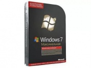 Microsoft Windows Ultimate 7 Russian Russia Only DVD