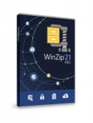 WinZip 21 Enterprise License & Mnt (1yr) ML (2-49)
