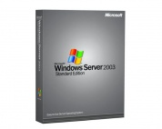Microsoft Windows Server 2003 Standard R2 (x32) 5 CAL 1-4 CPU OEM [P73-02080]