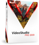 VideoStudio 2019 Pro License (1-4)