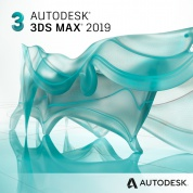 3ds Max 2019 Commercial New Single-user ELD 2-Year Subscription