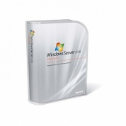 Microsoft Windows Server Standard 2008 32/64bit Russian DVD 5 Clt