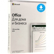 Microsoft Office Для дома и бизнеса (Home and Business) 2019 1-PC All Languages (Электронная лицензия) T5D-03189