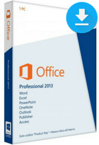 Microsoft Office 2013 Professional 1 PC Rus PKLic Onln CEE Only DwnLd C2R NR