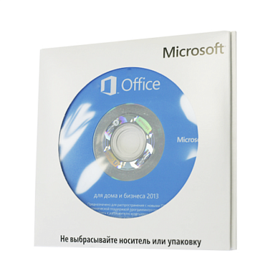 Microsoft Office 2013 Home and Business 32-bit/x64 OEM