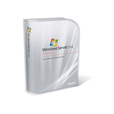 Microsoft Windows Server Standard 2008  32/64bit Russian DVD 10 Clt